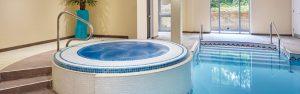 hotel spa refurbishment